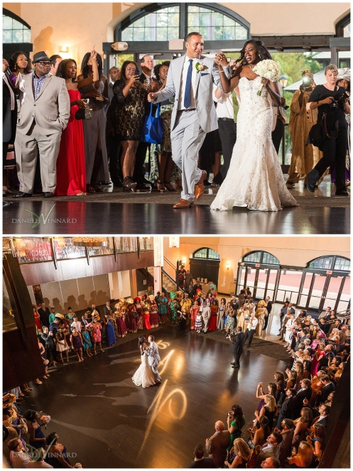 August Summer Wedding Reception at the Phoenixville Foundry Phoenixville, PA by Danielle Vennard Photographer_0009