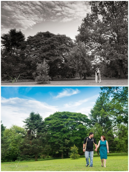 Mini Couples Portrait Session of Sam and Matt in Glen Mills, PA by Danielle Vennard Photographer_0004