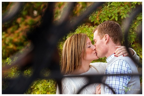 Fall Engagement Session at Gibraltar Gardens Wilmington Delaware_0010